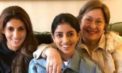 Shweta Bachchan's goodbye post for mother-in-law Ritu Nanda will make you emotional