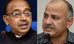Many AAP candidates charged with corruption, rape, says BJP's Vijay Goyal