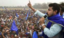 Chandrashekhar Azad dares RSS chief to contest elections