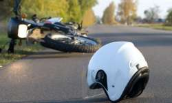 West Bengal man falls off bike while performing on Facebook
