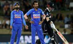 Live Score India vs New Zealand, 3rd ODI: Williamson departs but NZ in command
