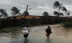 System for natural disaster alerts launched for coastal Andhra