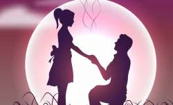Astrology prediction for Aquarius, Scorpio & others on Propose Day