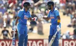 Live Score India vs New Zealand, 3rd ODI: Iyer, Rahul stabilize India after top-order failure