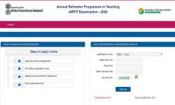 NTA APRIT Result 2020 expected today. Direct link