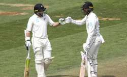 Live Score India vs New Zealand, 2nd Test Day 1