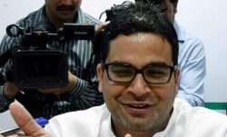 A file photo of political strategist Prashant Kishor