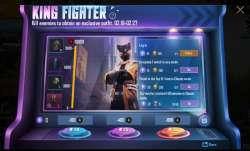 pubg mobile king fighter event, pubg mobile, pubg mobile black cat outfit, how to get black cat outf