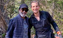 Into The Wild, Rajinikanth, Bear Grylls
