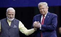 Donald Trump India Visit LIVE