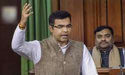 BJP MP Parvesh Verma to give 1-month salary to families of Delhi police, IB personnel killed in Delh