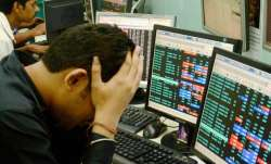 Bank shares tank after Moody's changes outlook on Indian