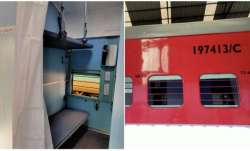 Photos show how Indian Railways turns train coaches into