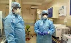 2 nurses at Delhi State Cancer Institution test COVID-19 positive