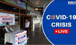 COVID-19 Crisis LIVE: Top Headlines At This Hour