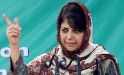 Mehbooba Mufti shifted to her residence, detention continues