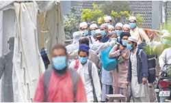 Tabligh Jamaat members misbehave with nurses; UP govt to invoke NSA