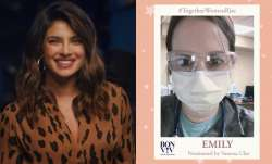 Priyanka Chopra rewards $100,000 to four women warriors working selflessly during coronavirus pandem