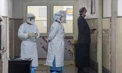 AIIMS sanitation supervisor dies due to COVID-19