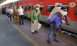 Shramik Special Trains: Avoid travel in pre-existing medical conditions, Railways appeals to passeng