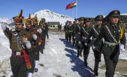 sino india border row