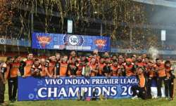 On this day in 2016, SRH defeated RCB by eight runs to win