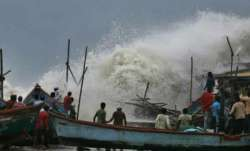 Low-pressure area off Mumbai coast in Arabian Sea brewing into a cyclonic storm: IMD