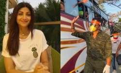 Shilpa Shetty lauds 'superhero' Sonu Sood for helping migrants