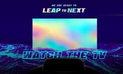 realme, realme tv, realme smart tv, realme tv features, realme tv specifications, realme tv specs, r