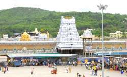 As Tirupati temple struggles to pay staff, 50 immovable properties to be auctioned