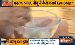 Want to get rid of specs? Swami Ramdev teaches how to make magical eye drop at home