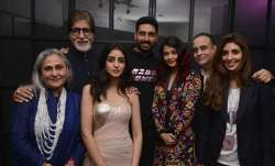bachchan family photos