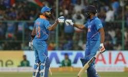 Brad Hogg picks Virat Kohli over Rohit Sharma as better white-ball batsman