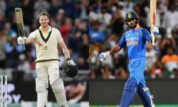 Steve Smith unbelievable in Tests, Virat Kohli will be best ODI player of all time: Aaron Finch