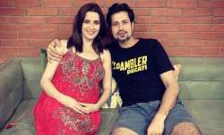 Sumeet Vyas, Wife Ekta Kaul welcome their first baby boy, name him Ved