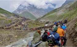 Amarnath Yatra: Maximum of 500 yatris will be allowed per day from Jammu by road
