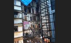 Chawl collapses in Mumbai's Malad amid heavy rains; 2 dead, 15 rescued