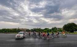 Delhi rains, Noida rains, IMD weather forecast