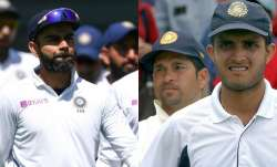 Aakash Chopra put Sourav Ganguly XI against Virat Kohli XI