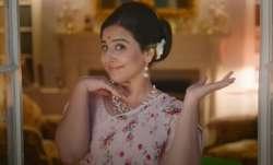 Shakuntala Devi trailer out: Vidya Balan impresses as math genius