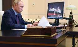 After Donald Trump, Russian President Vladimir Putin nominated for Nobel Prize