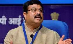 Union Minister Dharmendra Pradhan tests COVID-19 positive, hospitalised