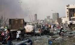 Beirut Explosion: Massive blast in Lebanese capital kills