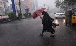 Heavy rains lash parts of Delhi-NCR, waterlogging reported