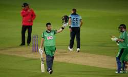 3rd ODI: Stirling, Balbirnie's centuries power Ireland to second-ever win over England; lose series
