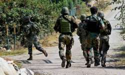 One terrorist killed as Army foils infiltration bid along
