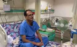 MP Chief Minister Shivraj Singh Chouhan discharged from hospital