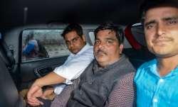Delhi riots: Court dismisses Tahir Hussain's bail pleas, says he acted as 'kingpin'