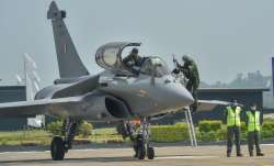 IAF's Rafale fleet to have first woman pilot soon