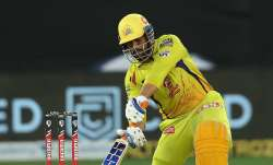 ms dhoni, csk vs dc, ipl 2020, chennai super kings